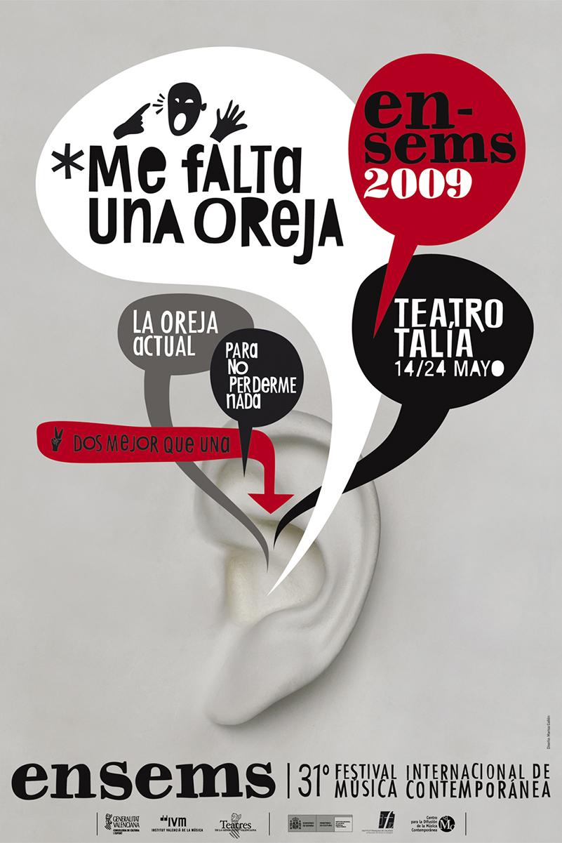 En Sems, 2009, Marisa Gallén.