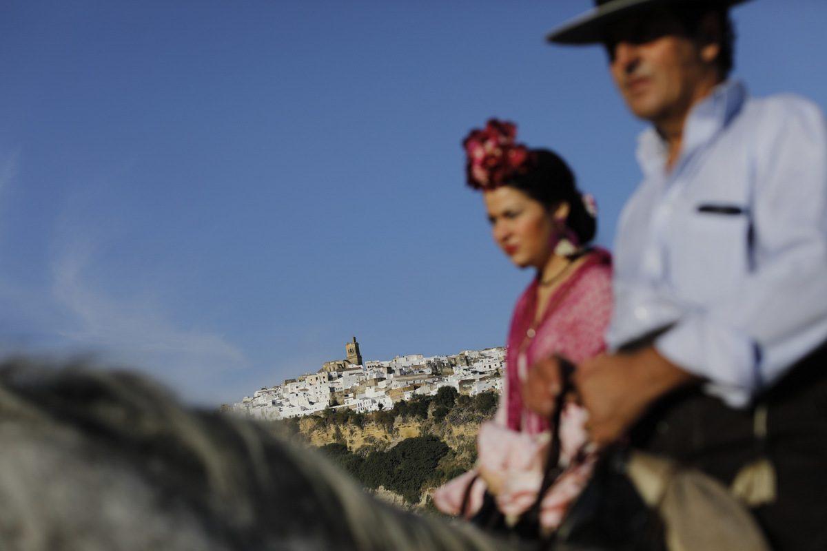 Los Pueblos Blancos de Andalucía, un recorrido fotográfico de Marcelo del Pozo