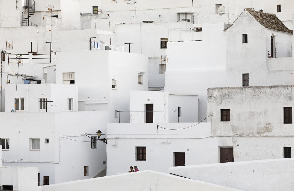 Los Pueblos Blancos de Andalucía, Marcelo del Pozo, 2016