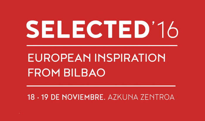 Selected Europe, Séptima Edición, Bilbao, 2016.