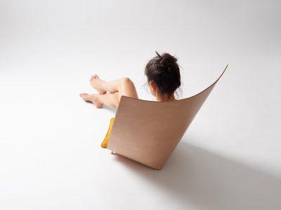Toru, diseño de autor. El cuero como materia prima