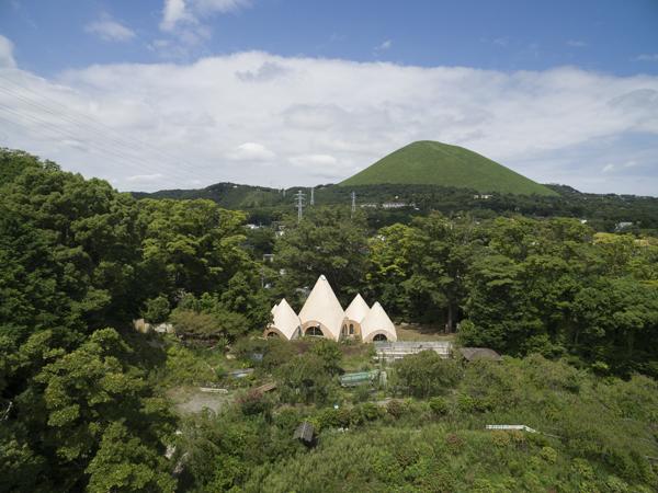 Centro de mayores Jikka, en Shizuoka, Japón. SUMA