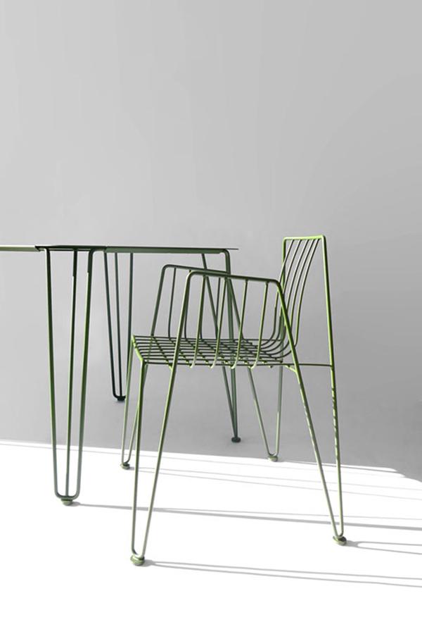Coleccion Rambla. Diseño de Martin Azua para Mobles 114