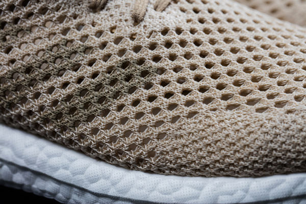 Zapatillas Futurecraft Biofabric, Adidas, 2016. © Hannah Hlavacek / Adidas Group