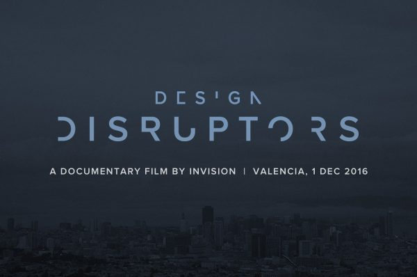 'Design Disruptors' de InVision