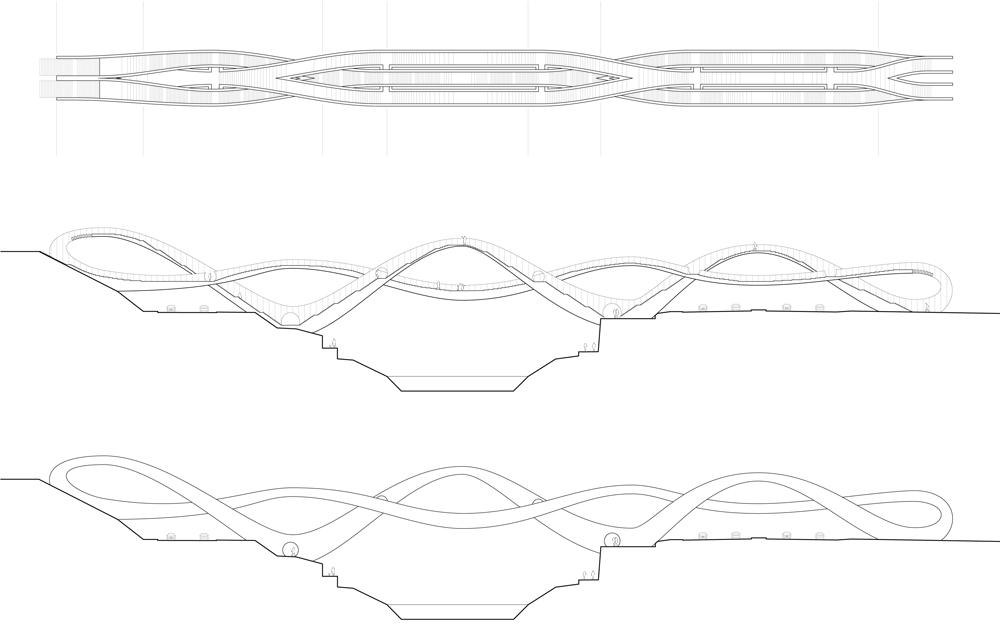 Lucky Knot, NEXT Architects. Changsha, China
