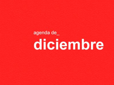 Diciembre, diseño hasta el último día del año