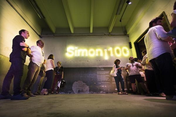 Simon100, Antoni Arola, Grupo Simon, 2016.