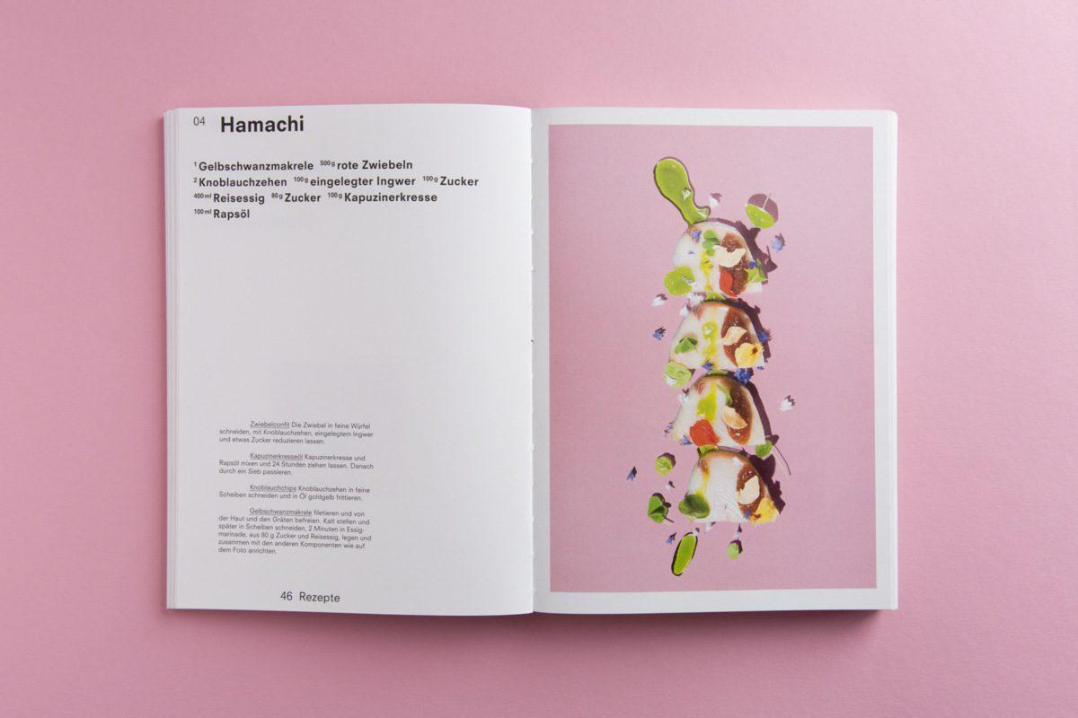 Lokalhelden, libro de cocina de Morphoria Design Collective para Karls`s Restaurant