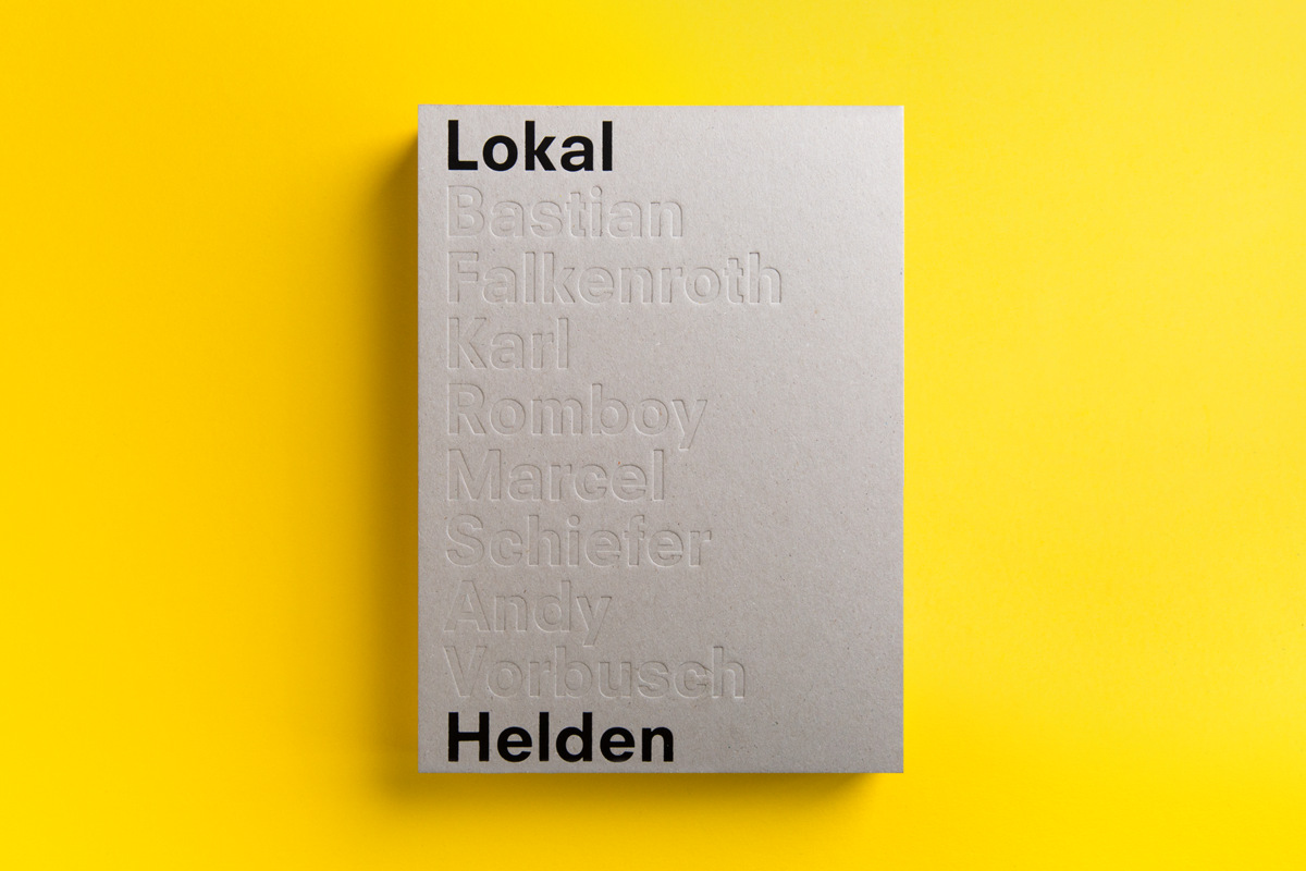 Lokalhelden, Morphoria Design Collective, Dusseldorf, 2016, © Nora Luther & Pavel Becker