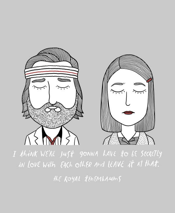 Sad movie couples, Alejandro Giraldo, 2016.
