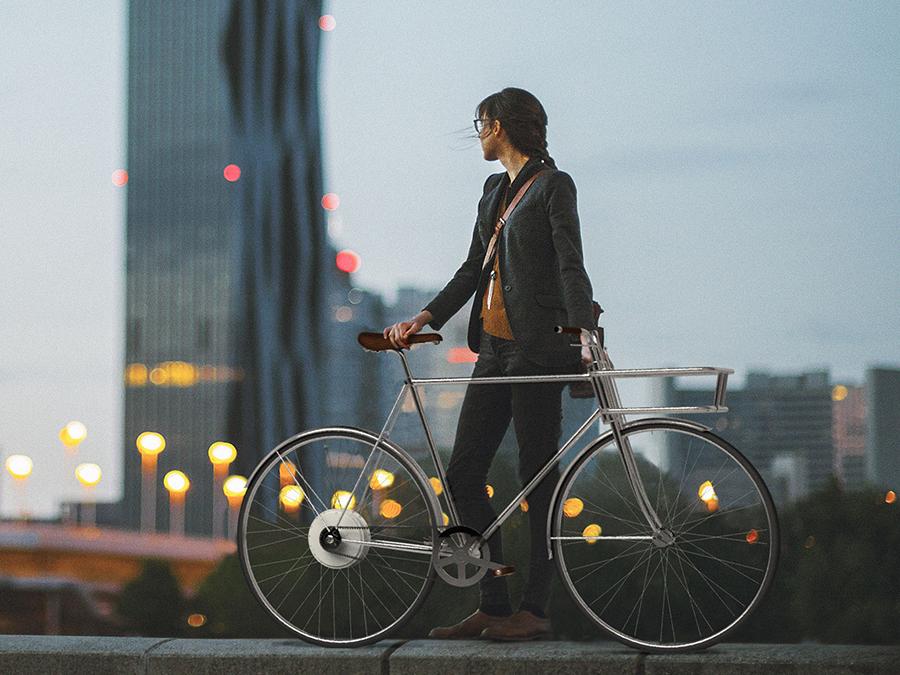 Spiran, la reinvención de la bicicleta clásica sueca