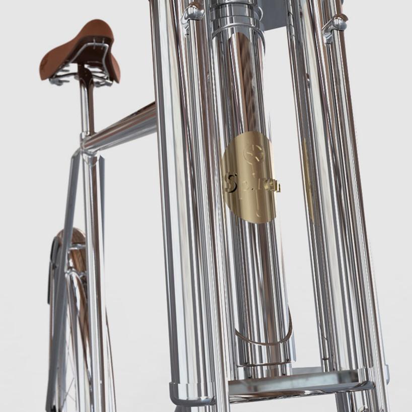 Spiran, de People People. La reinvención de la bicicleta clásica sueca