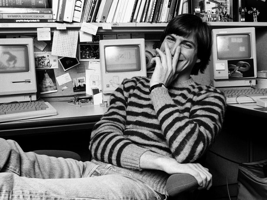 Steve Jobs y la tipografía digital