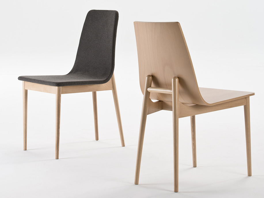 Stick, la silla dúctil de Gallega Design para Valkit