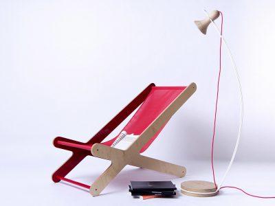 Lámpara Swaan, Denoe Design, 2016.