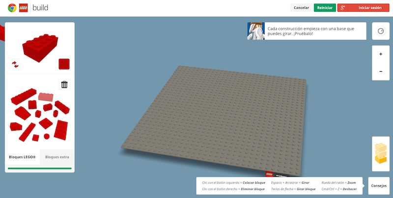 Build with Chrome, academia de constructores
