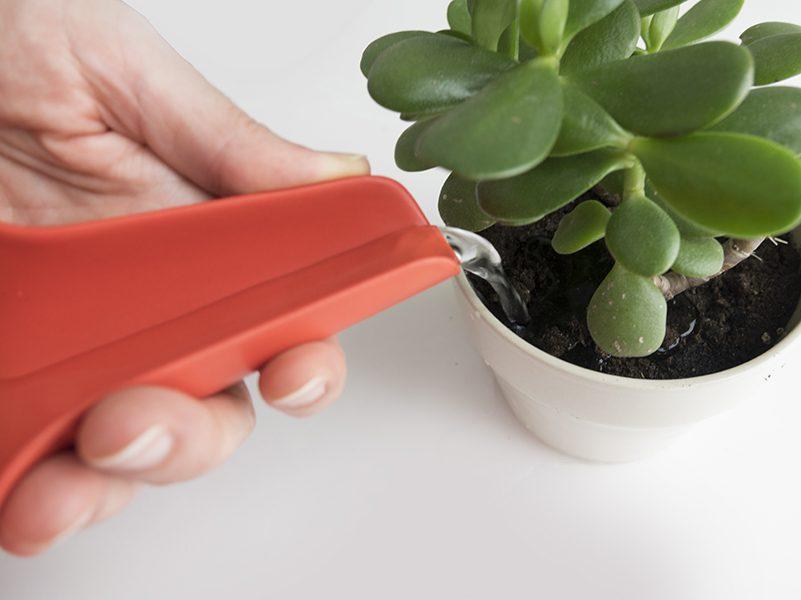 Handy Bowl & Colander Set, bol y colador biodegradable que ayuda a preservar el agua
