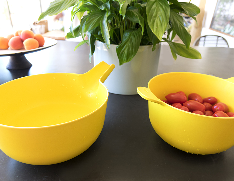 Handy Bowl & Colander Set, Emiliana Design, 2017.