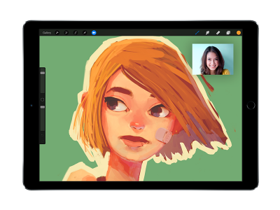 Procreate 3.2, Cinco aplicaciones imprescindibles para dibujar en tu tableta o móvil