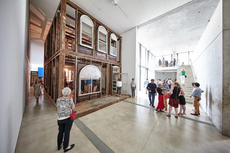 Pulitzer Art Foundation, colectivo Raumlaborberlin, Markus Bader