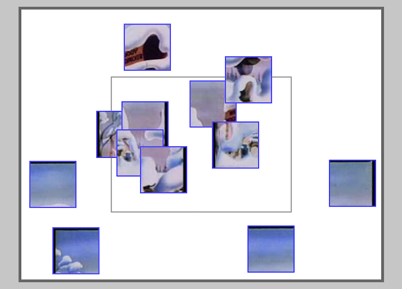 Video Puzzle, de Joshua Shammay para Chrome Experiments