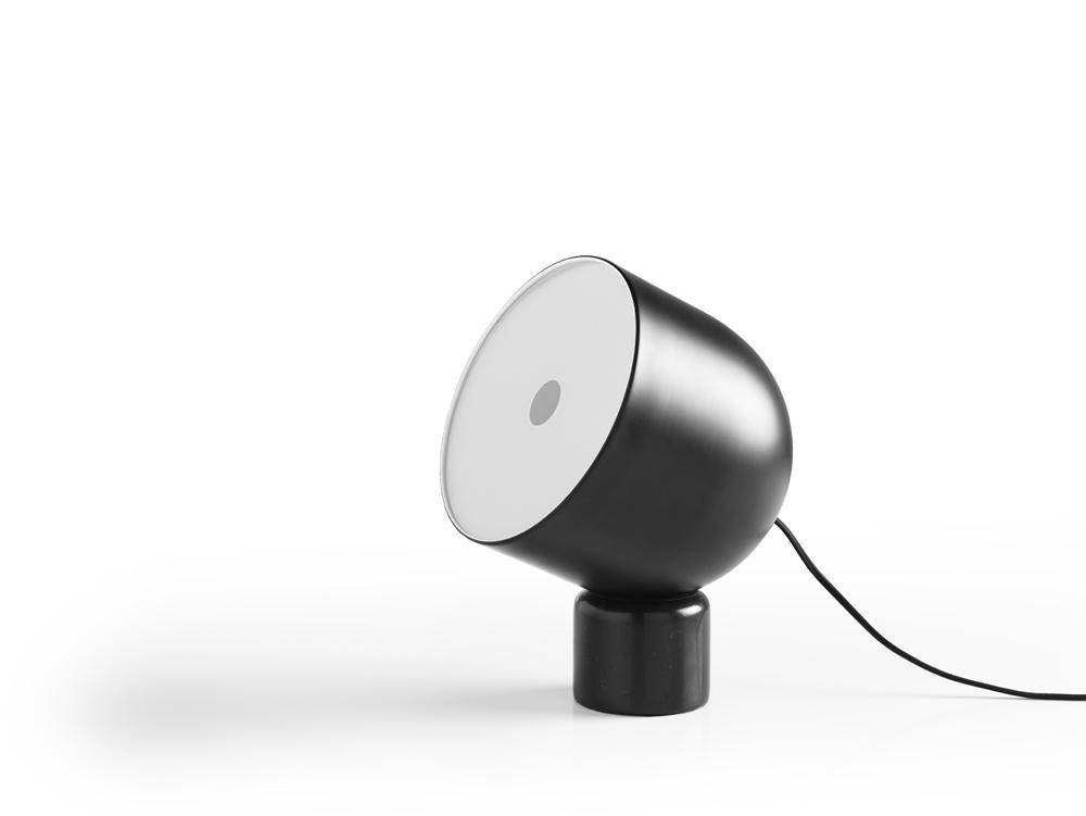 Faro, lámpara de mesa ajustable de LaSelva para Bolia