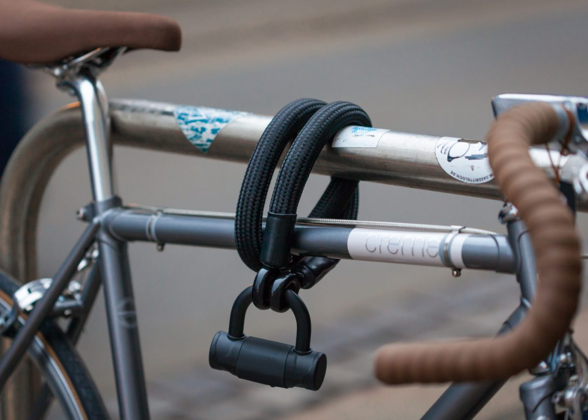 Tex-lock, el candado textil para bicicletas de Texlock GmbH