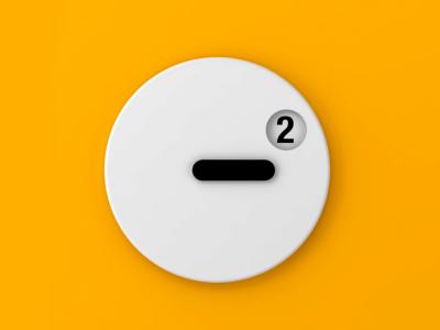 Cero, el reloj de pared minimalista de estudio XOP//