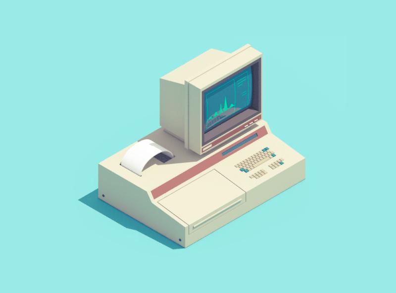 Electronic Items, iconos tecnológicos animados de Guillaume Kurkdjian