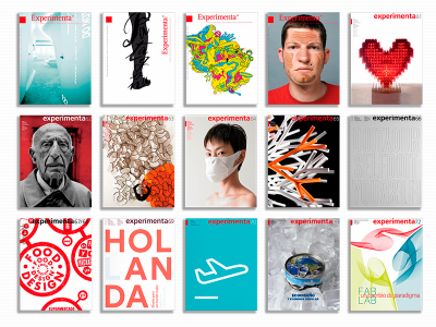 Experimenta Magazine, premiada en la Bienal Iberoamericana de Diseño
