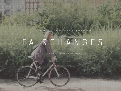 FairChanges, la tienda online que reúne marcas con impacto positivo