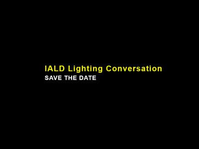 IALD Lighting Conversation, jornada sobre iluminación en Barcelona