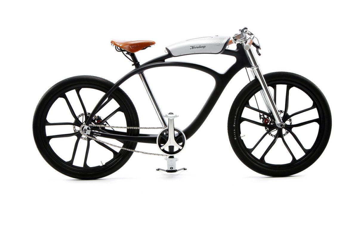Noordung Angel Edition, la bicicleta eléctrica con reproductor de música de Gregor Fras