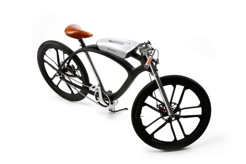 Noordung Angel Edition, la bicicleta eléctrica con reproductor de música, Noordung, Gregor Fras, (Eslovenia), 2017