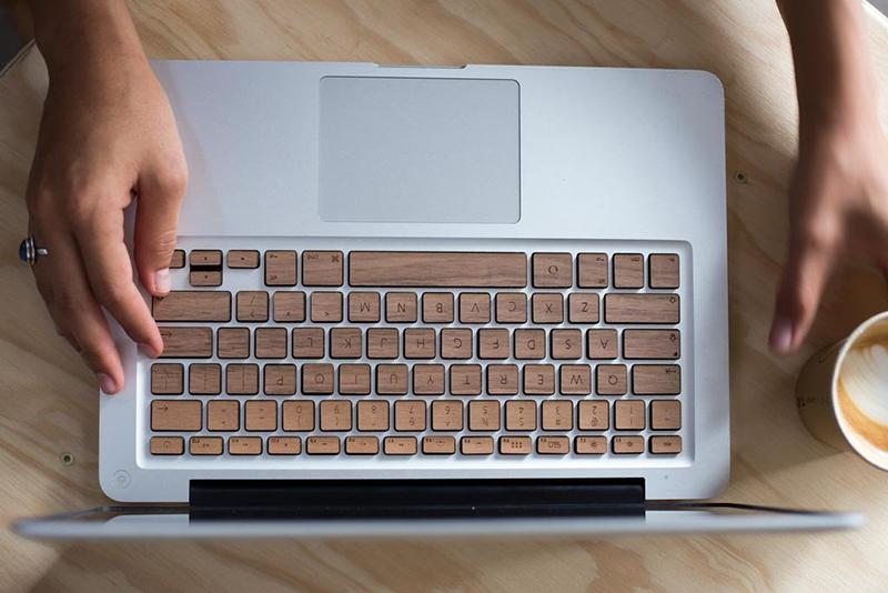 Cubiertas para el teclado, Orée, 2016