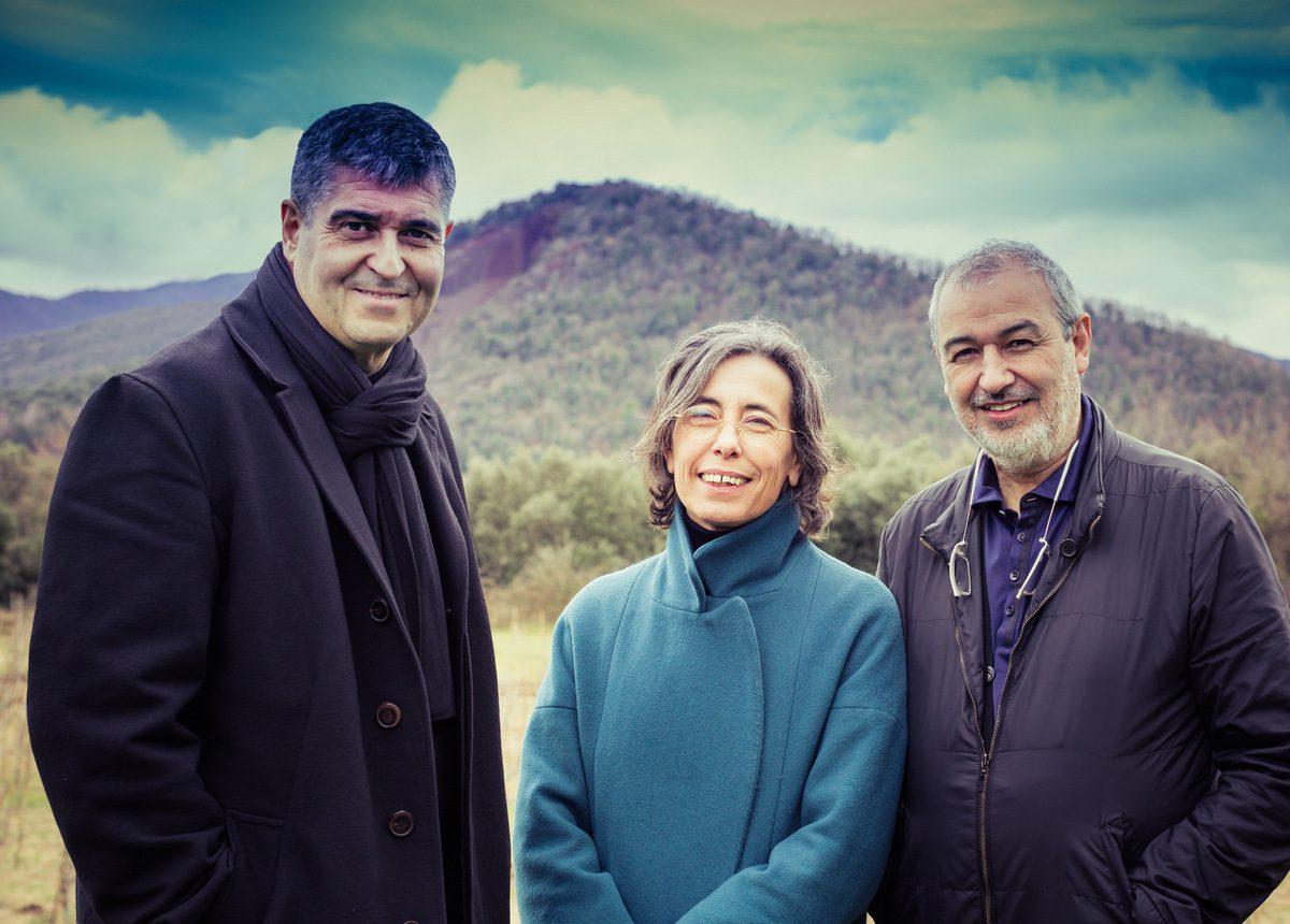 Rafael Aranda, Carme Pigem y Ramon Vilalta reciben el Pritzker Architecture 2017