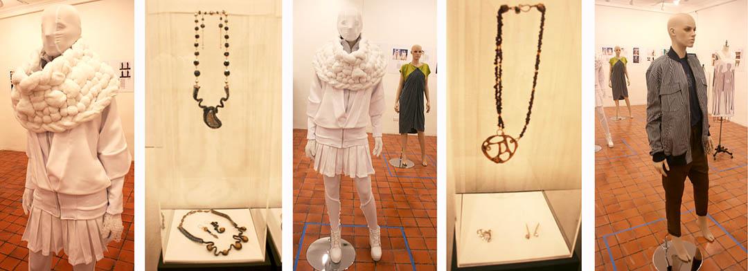 Participación de diseño de moda y joyería. Foto LFQ.