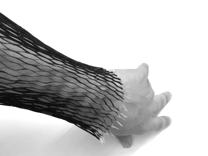 Active Auxetic Material, la segunda piel desarrollada por el MIT