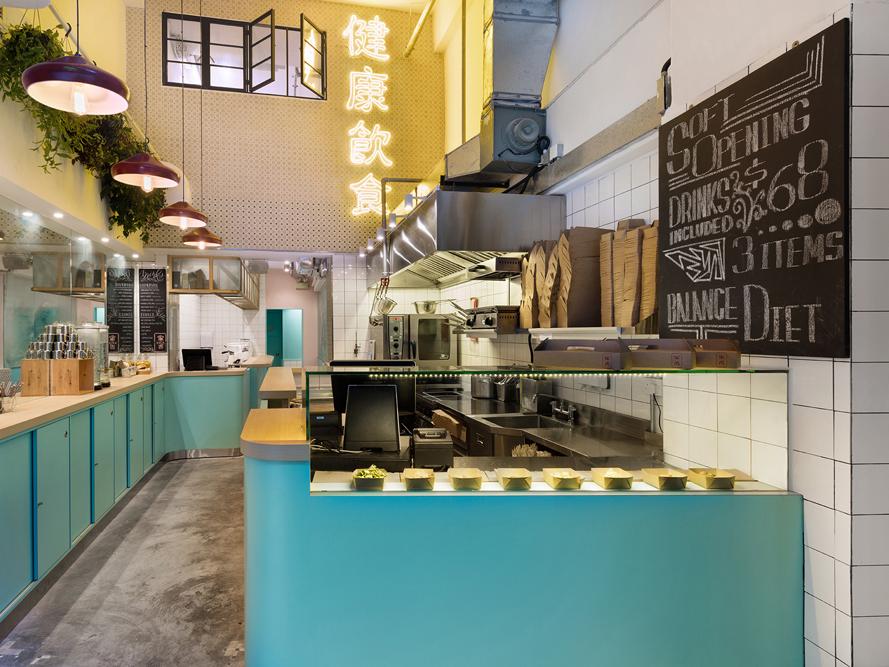 Kasa, de Lim + Lu. Fusión de culturas en Hong Kong