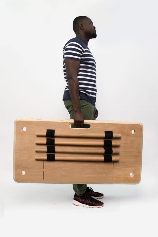 Tebur, de Nifemi Marcus-Bello. Fotografía: Seyi Olusanya
