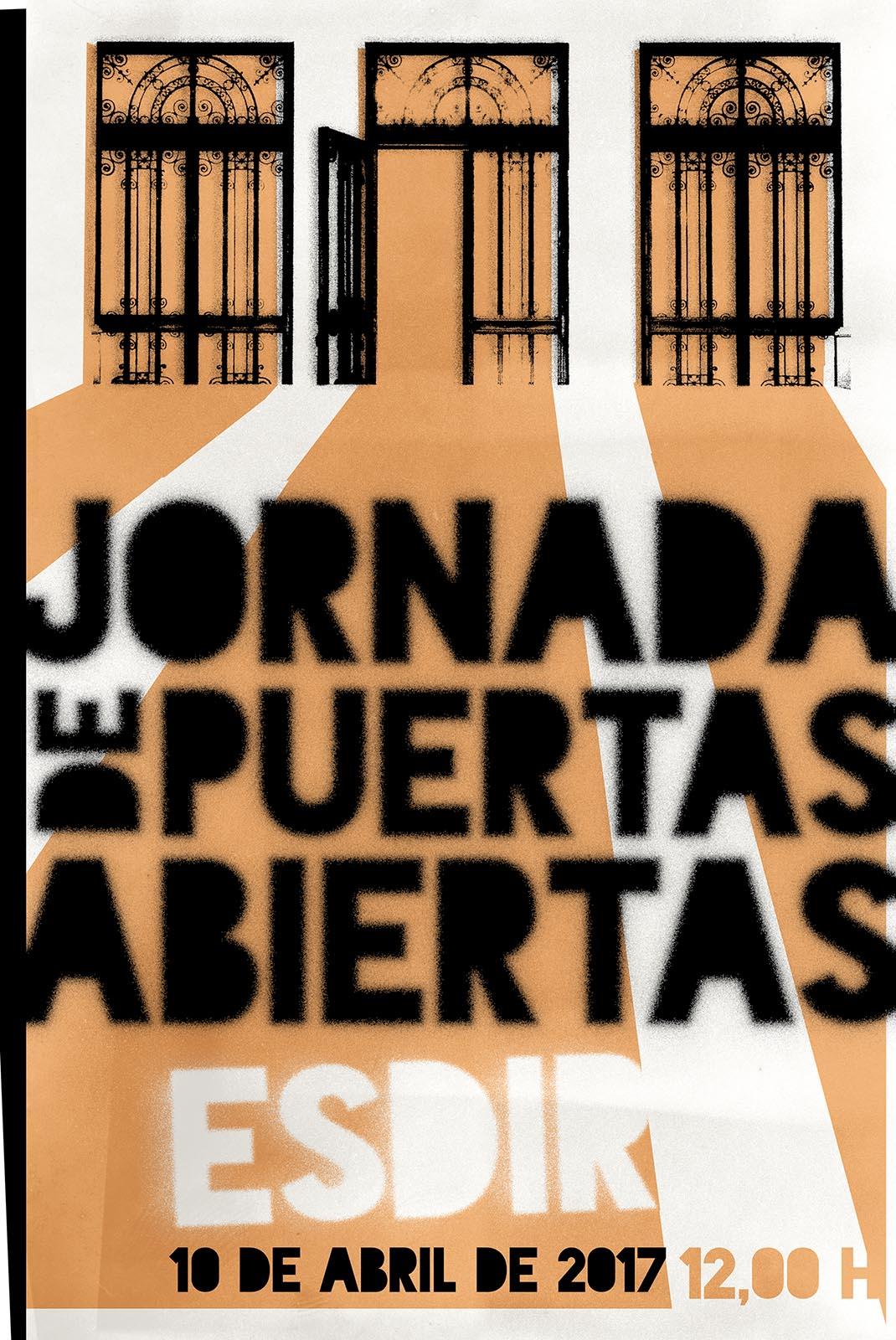 ESDIR, Centro Oficial de Enseñanza Artística, Jornadas de puertas abiertas, La Rioja, abril, 2017