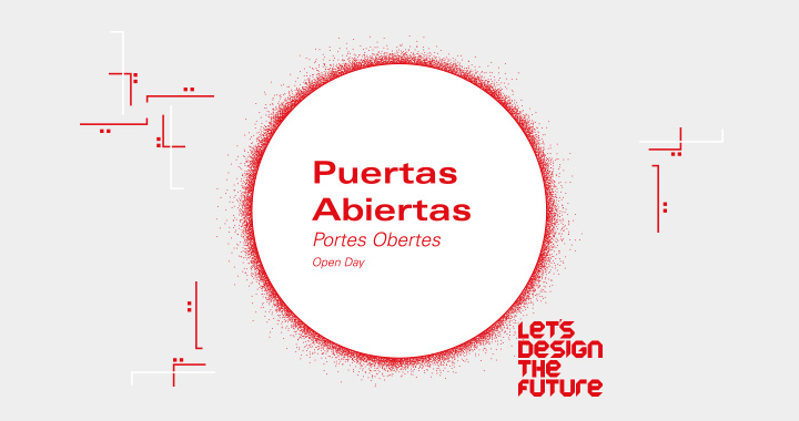 IED Barcelona, Jornadas de puertas abiertas, Barcelona, abril 2017