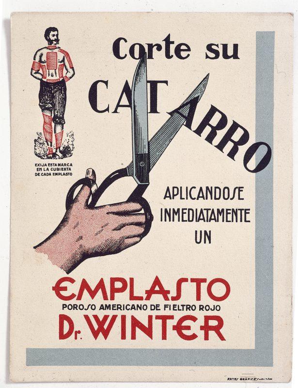 Exposición en Madrid: Carteles comerciales españoles del siglo XX