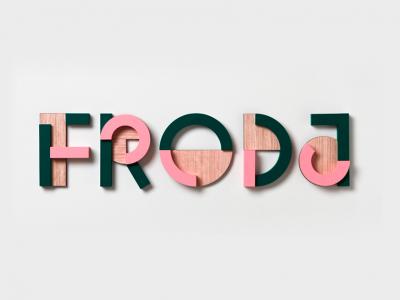 Snack diseña la nueva identidad gráfica de Froda