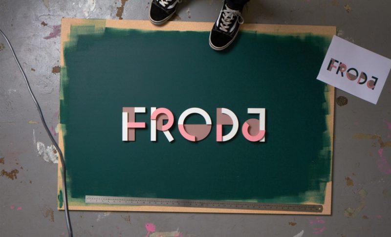 Froda, identidad gráfica de Snack