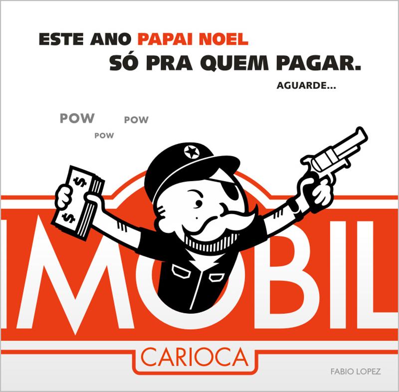 Los juegos de mesa de Fabio Lopez. Río de Janeiro como campo de batalla