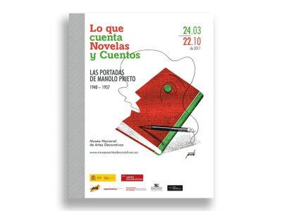 Manolo Prieto en el Museo Nacional de Artes Decorativas de Madrid