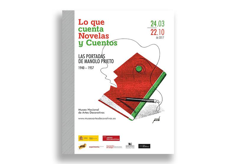 Presentación del catalogo de Manolo Prieto en el Museo de Artes Decorativas de Madrid