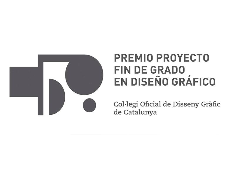 Premio proyecto fin de grado en diseño gráfico, hasta el 31 de marzo